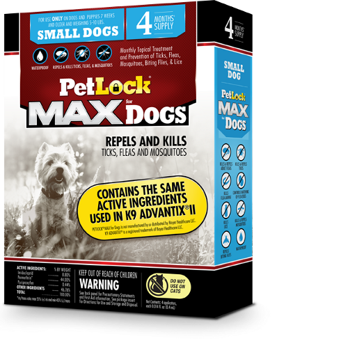PetLock for Dogs and Cats