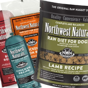 Northwest Naturals Raw Diet for Dogs 50% Off