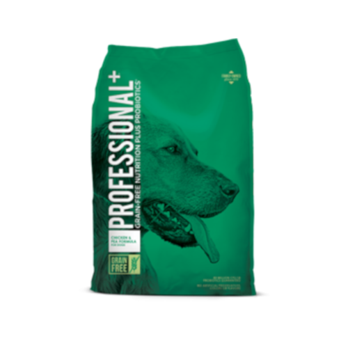 $2.00 OFF 30# Bag Professional Dog Food