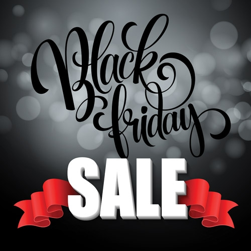 Store-Wide Black Friday Sale