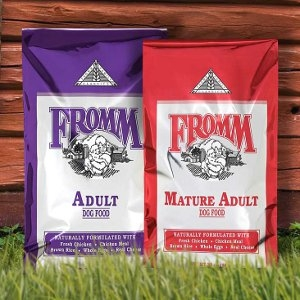 $4.00 Off Fromm® Dog & Cat Foods