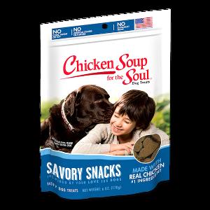BOGO Free Chicken Soup Dog Treats