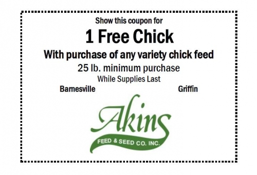 Get a Free Chick!