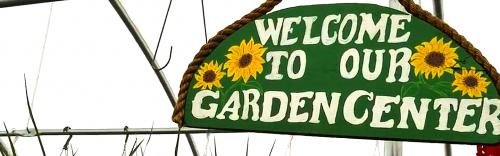 Visit our Garden Center!