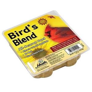 Heath Bird's Blend High Energy Suet Cake 11.25oz