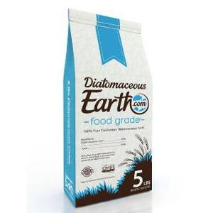 5 lb. Food Grade Diatomaceous Earth