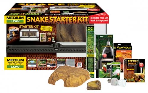 40% Off Exo-Terra Reptile Starter Kits