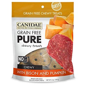 BOGO Free Canidae Pure Grain Free Soft Treats