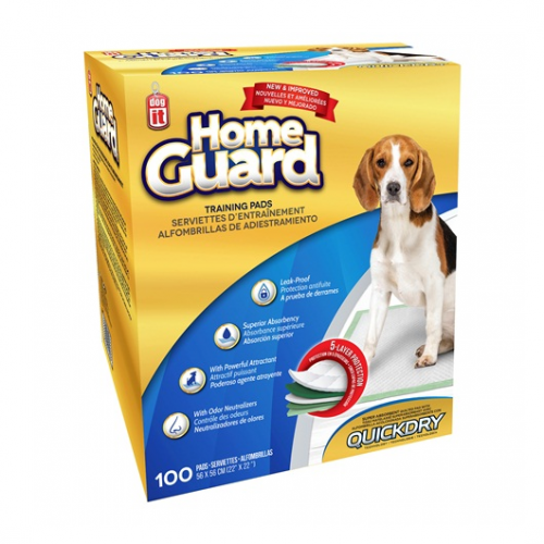 $19.99 for Home Guard Training Pads