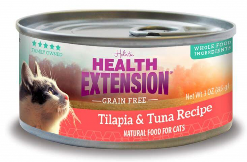 Buy 1 Get 1 Free Health Extension Canned Cat Food