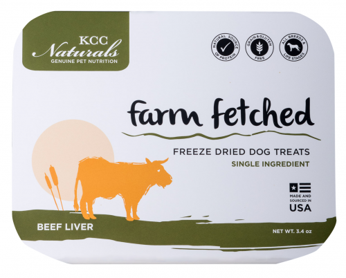 Buy 1 Get 1 Farm Fetched Freeze Dried Treats