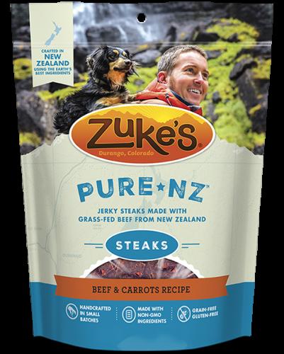 $4.99 for Zuke's PureNZ Dog Treats