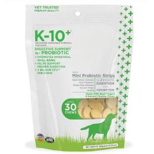 K-10+Digestive Support w/ Probiotics