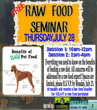 raw food event