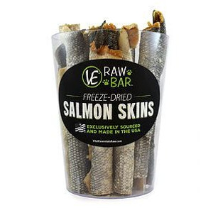 Vital Essentials Freeze-Dried Salmon Skins