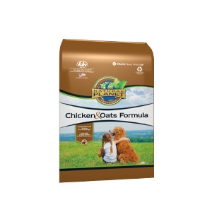 20% Off Natural Planet Chicken & Oats