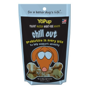 YöPup Chill Out Probiotic Biscuits
