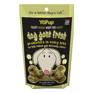 YöPup Dog Gone Fresh Probiotic Biscuits