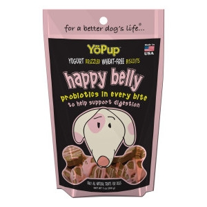 YöPup Happy Belly Probiotic Biscuits