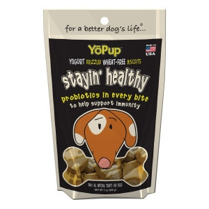 YöPup Stayin' Healthy Probiotic Biscuits