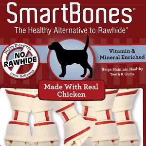 SmartBones® Vegetable and Chicken Chews