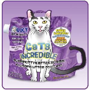 Cats Incredible Lavendar Kitty Litter 14lb Bag