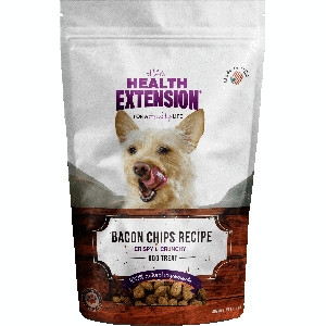 Health Extension Bacon Chips