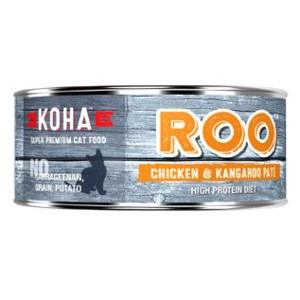 Koha Chicken and Kangaroo Pate Wet Cat Food