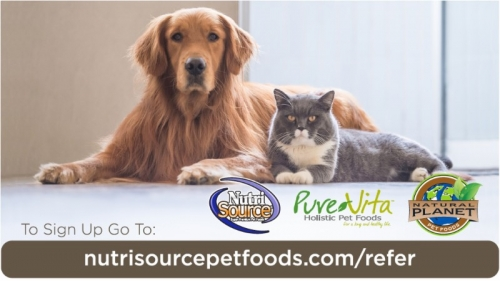 NutriSource Refer A Friend Special