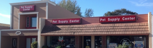 Welcome to Pet Supply Center