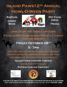 Howl-O-Ween Party Information