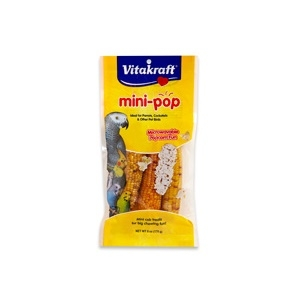Mini-Pop Corn Treats for Birds