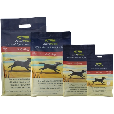 'Daily Dog' Venison Cuisine Freeze Dried Dog Food, 16 oz.