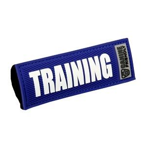 'Training' Canine Friendly Bark Notes, Blue