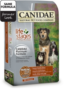 Canidae Platinum Dog Food, 30lb