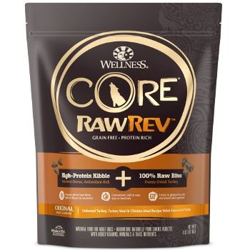 Wellness Core Raw Rev. Freeze Dried Dog Treats