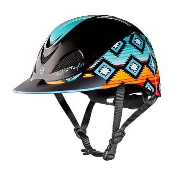 Fallon Taylor Sunset Serape Helmet
