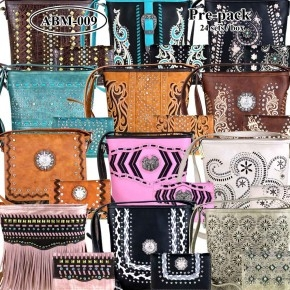 Concealed Carry Purse & Wallet Combo