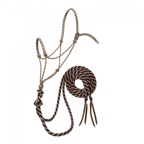 Silvertip Large Loping Halter with 8' Reins