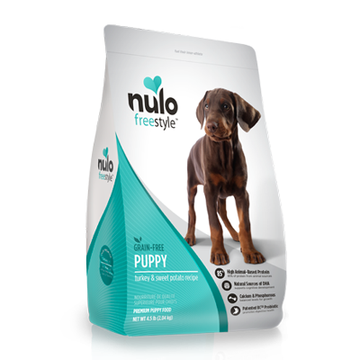 Nulo FreeStyle™ Turkey & Sweet Potato Grain Free Puppy Food