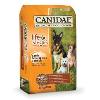 Canidae Life Stages Lamb & Rice Dog Food, 30 lbs.