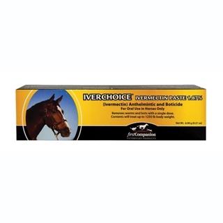 Iverchoice Ivermectin Horse Paste