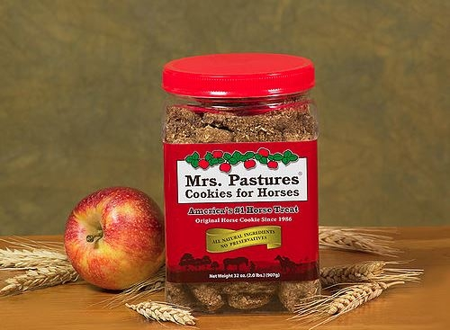 Mrs. Pastures Horse Cookies
