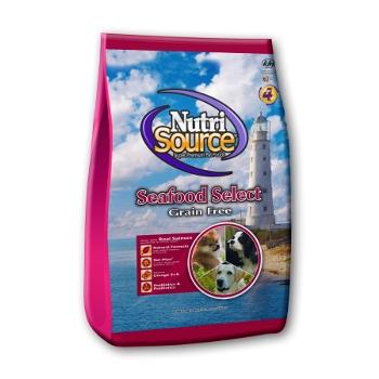 NutriSource® Grain Free Seafood Select Dry Dog Food