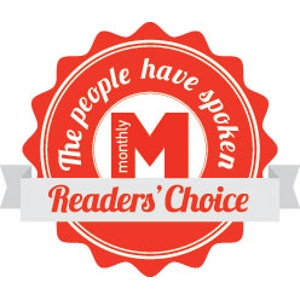 Vote for Us - Reader's Choice Awards!