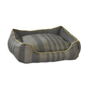 EZ Living Home Tonal Stripe Couch Pet Bed