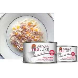 Weruva TruLuxe Peking Ducken - With Chicken & Duck in Gravy