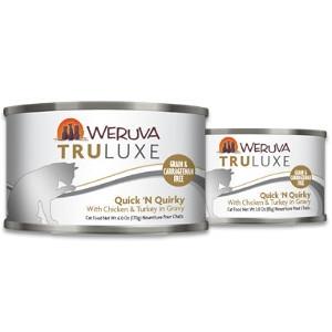 Weruva Quick 'N Quirky - With Chicken & Turkey in Gravy