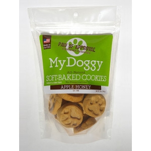 MyDoggy Soft-Baked Apple Honey Training Treats