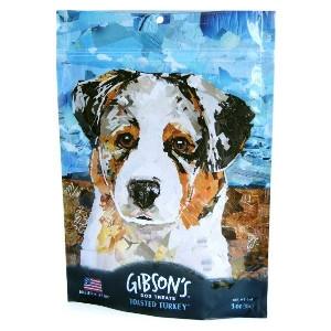 Gibson's Toasted Turkey - Jerky Dog Treats